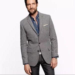 J. Crew Ludlow wool jacket - gray
